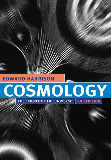 Cosmology By Harrison, Edward Robert